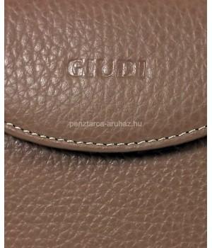 GIUDI tóp márkalogó nyomatos kis női péztárca 6470A-CV