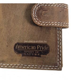 American Pride kapcsos álló, rekeszes kártyatartó 712038