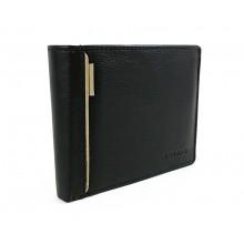 La Scala bézs bőr csíkos bőr pénztárca 15401