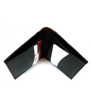 Giudi két színű kártyatartó 7076AECOL-BN