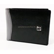 BLACKLINE szabadon nyíló, fekete-szürke férfi pénztárca M83686-5
