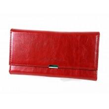Absolut Leather meggypiros, patentos fedelű pincértárca ABS-7431