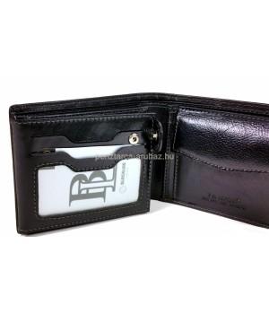 BLACKLINE RF védett, férfi pénz és irattárca M8402-5