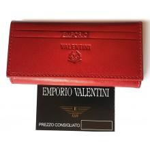 Valentini piros patentos kulcstartó 563005