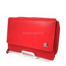 Choice közepes, két oldalas női pénztárca-piros 6060