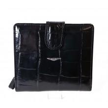 Giudi fekete körzippes női pénztárca 6297GD-03