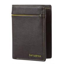 Samsonite S-PECIAL SLG álló papírpénz és irattartó tárca 56V*109