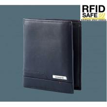 Samsonite PRO-DLX 5 RFID védett kék álló irat és pénztárca 120638-1647