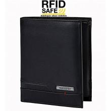 Samsonite PRO-DLX 5 RFID védett fekete álló irat és pénztárca 120638-1041