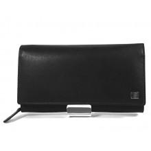 Choice nagy hosszú női pénztárca-fekete 2960