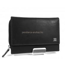 Choice közepes, két oldalas női pénztárca-fekete 6060