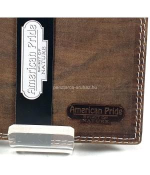 American Pride szabadon nyíló pénztárca 71501