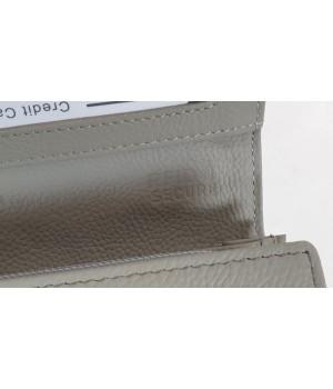 Patrizia RF védett hosszú, csillogó piton mintás pénztárca SN106