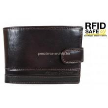 Corvo Bianco RF védett, patentos nyelves bőr pénztárca RCCS1021T